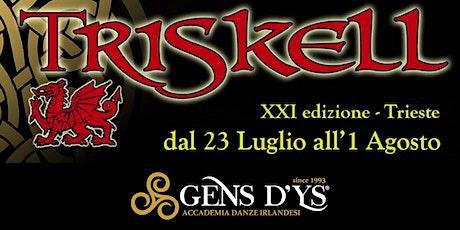 Trieste - Spettacolo Gens d'Ys biglietti