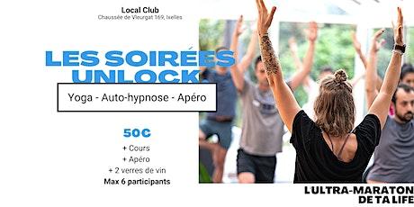 Unlock. Yoga & Autohypnose 22/06/21 - nouvelle date tickets