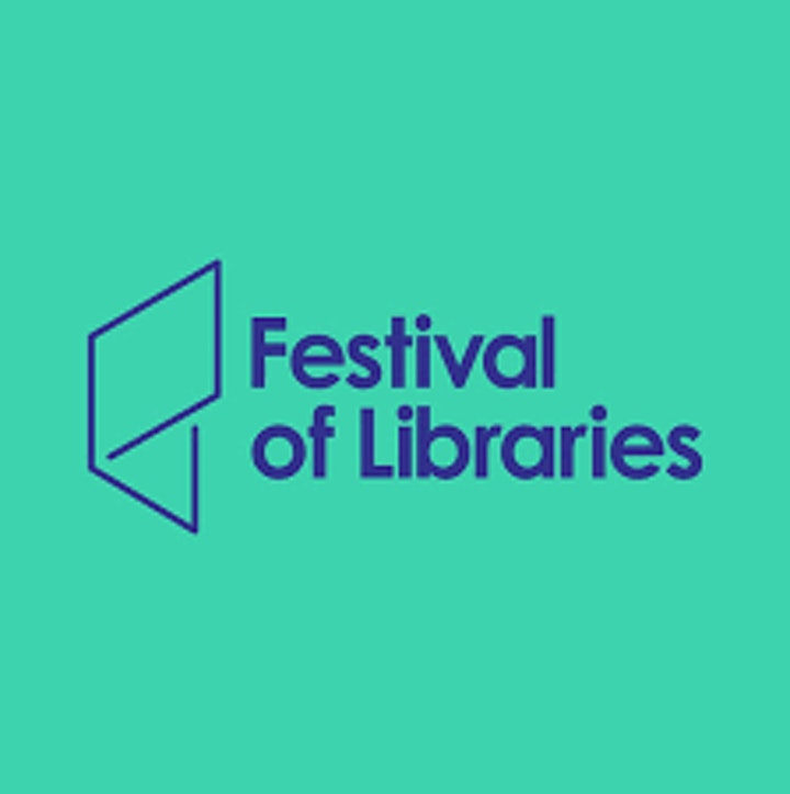 Writing for Wellbeing Workshop (GM Festival of Libraries) image