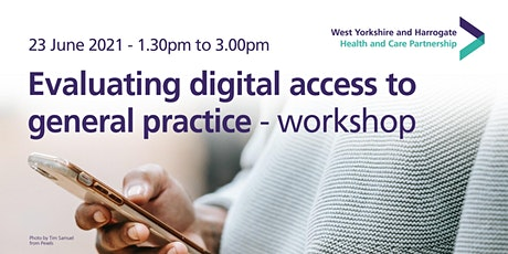 Evaluating digital access to general practice tickets