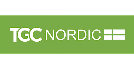 TGC Nordic  Conference tickets