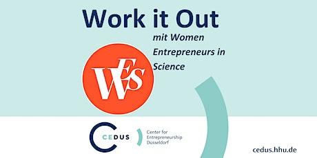 CEDUS x Women Entrepreneurs in Science: Your Purpose Tickets