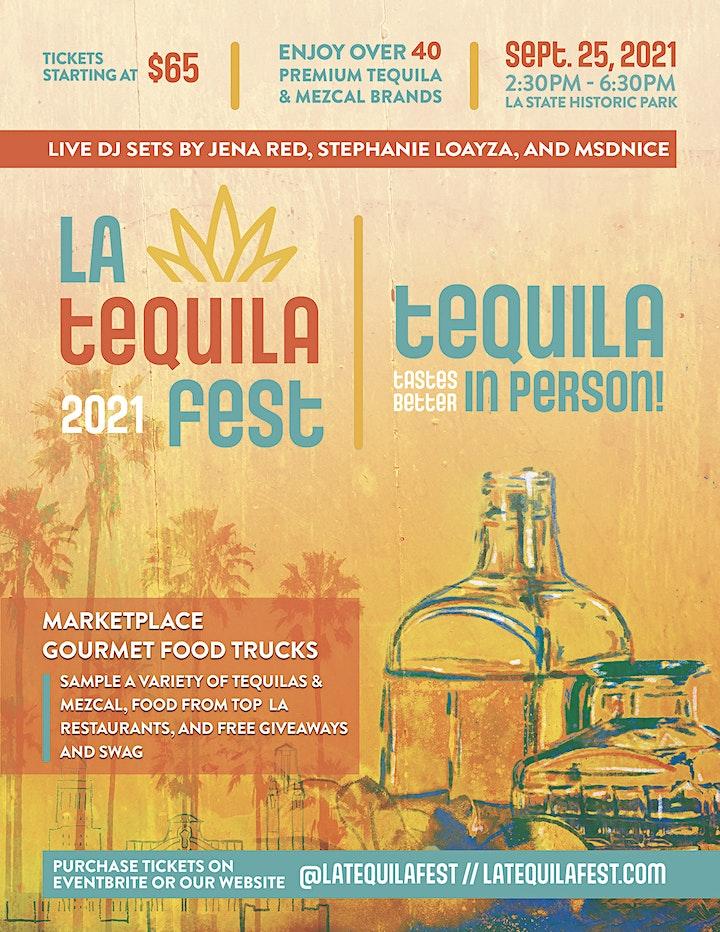 2021 LA Tequila Fest image