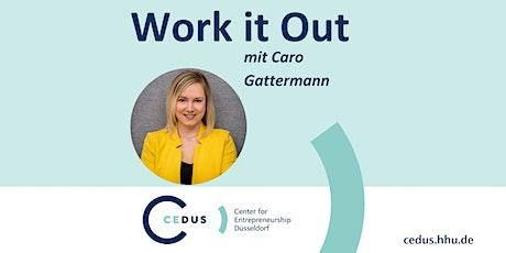 CEDUS x Caro Gattermann: Reichweite durch Content Marketing & Storytelling tickets