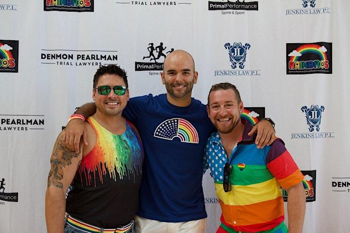 2021 Rainbros Pride Party image