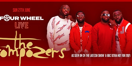 Four Wheel Live - With The COMPOZERS tickets