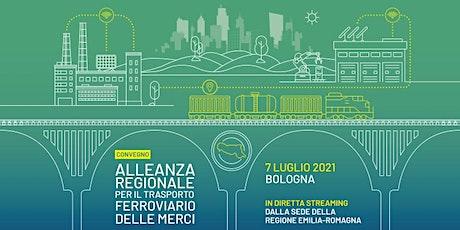 Alleanza regionale per il trasporto ferroviario delle merci biglietti