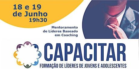 CAPACITAR 2021 - Formação de Líderes de Jovens e Adolescentes ingressos
