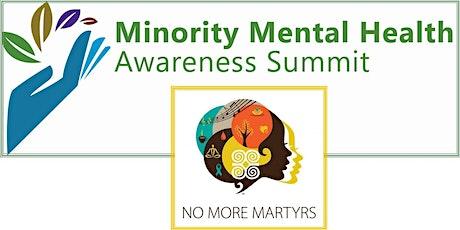 2021 Minority Mental Health Awareness Summit tickets
