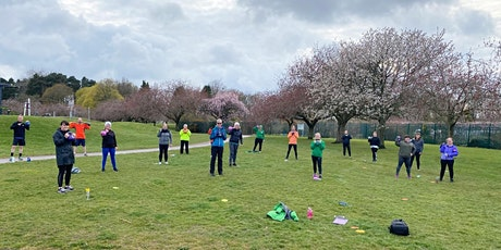 Kettlercise with ParkLives tickets