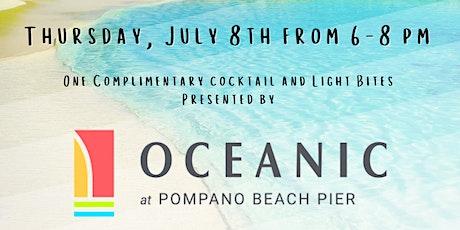 Florida Fury Hockey Foundation Mixer at Oceanic at Pompano Beach Pier tickets