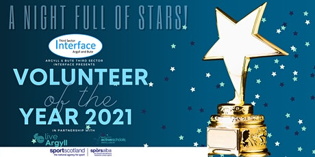 Argyll and Bute Third Sector Interface Volunteer of the Year Awards 2021 tickets