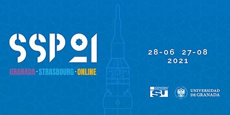 ISU SSP21 Strasbourg Opening Ceremony billets