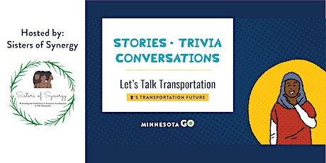 Let's Talk Transportation with Sisters of Synergy tickets