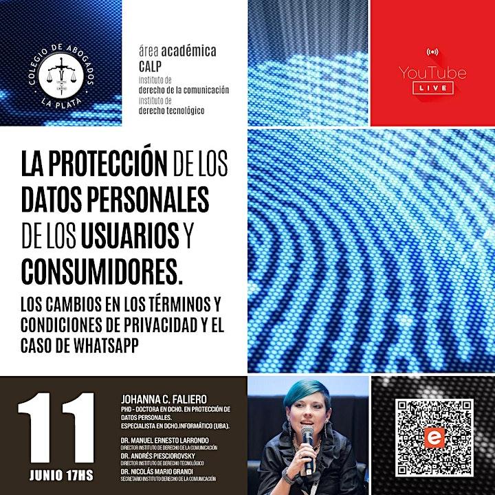 Imagen de La Protección de los Datos Personales de los Usuarios y Consumidores