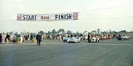 1955 Fairchild National Sports Car Races Commemorative Event tickets
