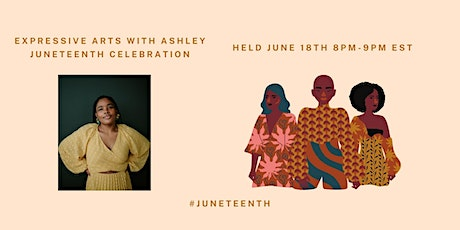 Finding Your Power: Expressive Arts  Juneteenth Celebration tickets