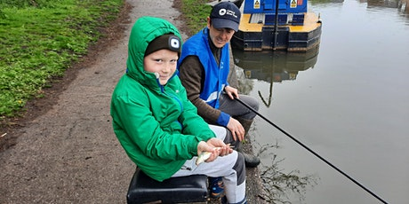 Free Let's Fish! - Northwich  - Learn to Fish session tickets
