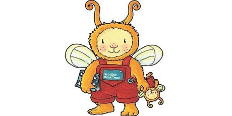 Bookbug at the AK Bell Library tickets