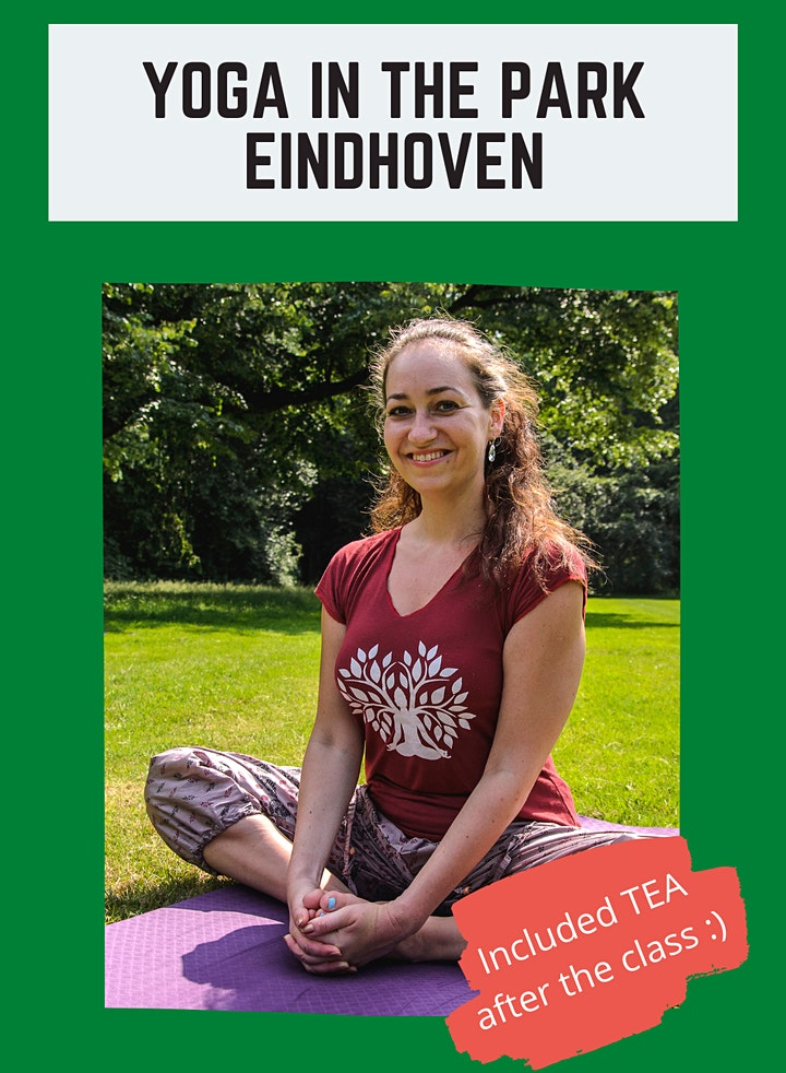 Outdoor Yoga Class in Eindhoven image