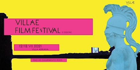 VILLAE FILM FESTIVAL biglietti