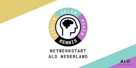 NetwerkStart - ALO Nederland tickets