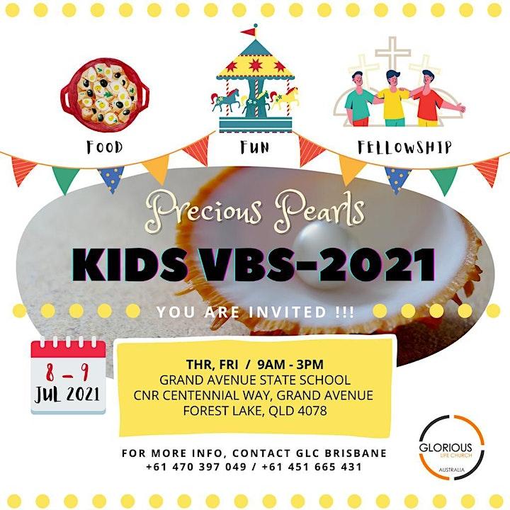 VBS 2021 Brisbane (Precious Pearls) image