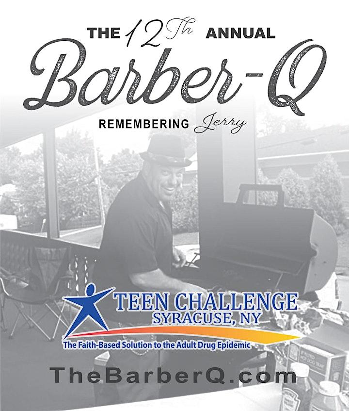 The 12th Annual BarberQ Fundraiser image