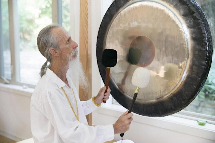 Full Moon Gong Celebration image