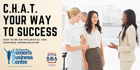 C.H.A.T. Your Way to Success tickets