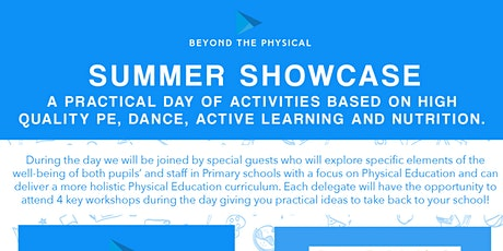 Beyond the Physical Summer Showcase tickets
