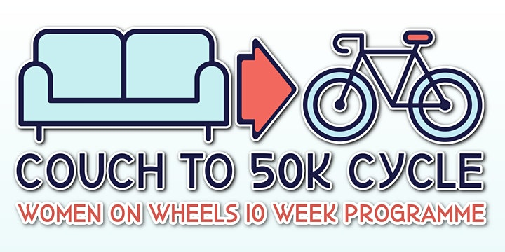 Women on Wheels: Couch to 50 KM image