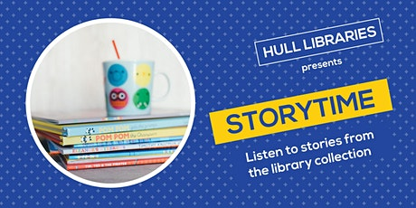 Storytime - Central Library FREE tickets