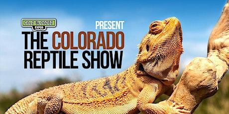 Colorado Reptile Show tickets