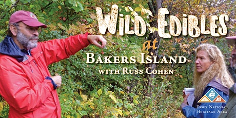 Wild Edibles at Bakers Island Light tickets