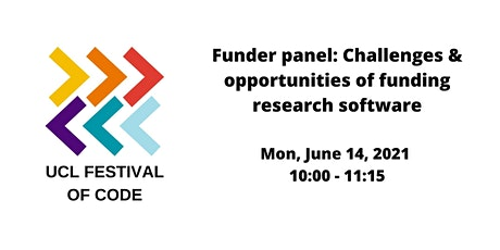Funder panel: Challenges & opportunities of funding research software tickets
