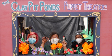 Puppets by the Playground: The Plight of the Pollinators! tickets