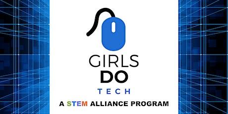 Girls DO Tech Robotics - Summer 2021 tickets