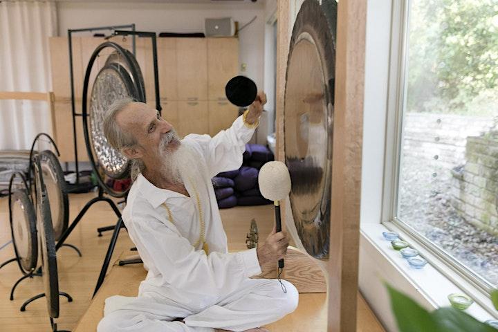 Kundalini Gong Rebirthing: Transformation and Sound image