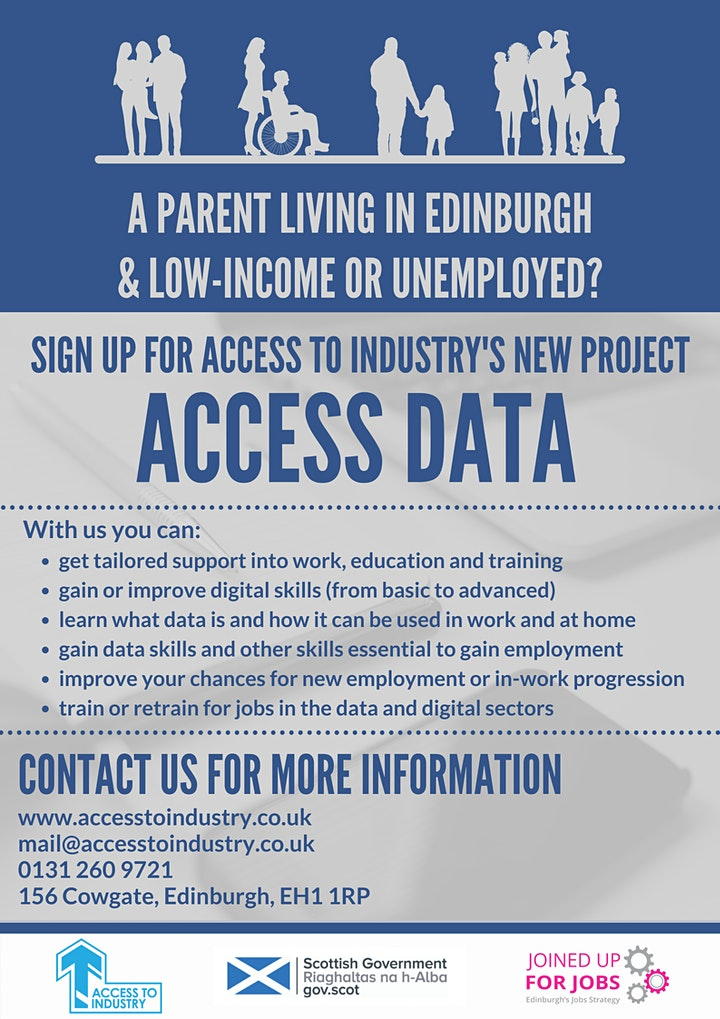 Personal Data Protection - Access Data Taster image