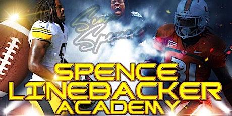 Spence Linebacker Academy tickets