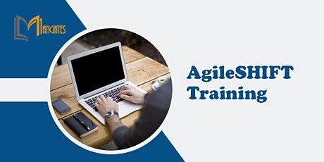 AgileSHIFT 1 Day Virtual Live Training in Peterborough tickets
