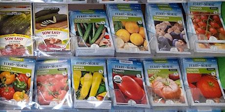 Fall Vegetable Gardening Class tickets