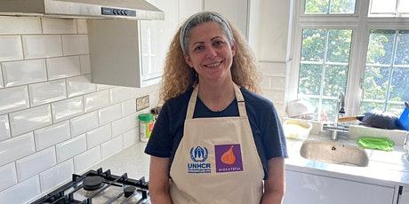 UK for UNHCR presents: A  Virtual Cookalong with Migrateful & Majeda Khoury tickets