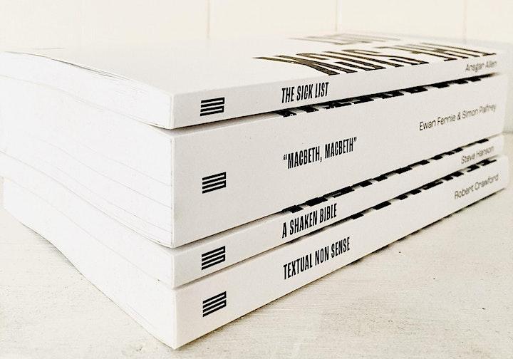 Textual Non Sense - Book Launch - UEA Beyond Criticism Editions image