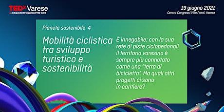 Mobilità ciclistica tra sviluppo turistico e sostenibilità biglietti