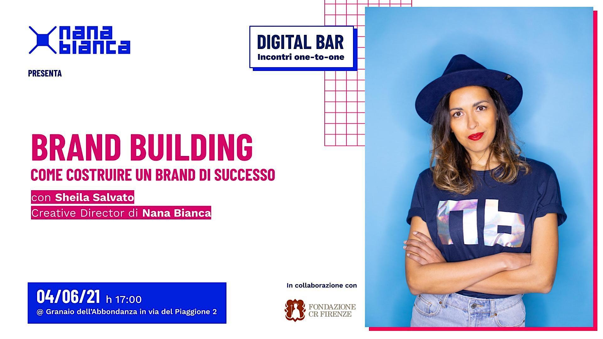 Digital Bar: Come costruire il tuo brand
