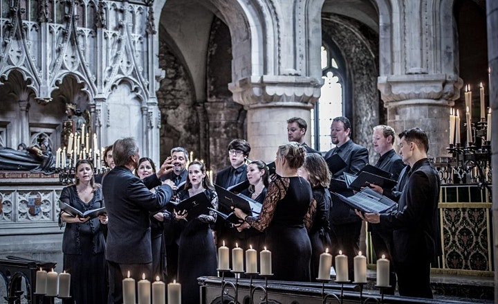 Tenebrae: 'Path of Miracles' at Wells Cathedral image