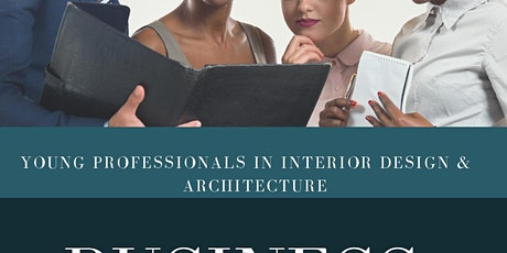 Young Professionals in  Interior and  Architecture Business Start Up DAY 1 tickets