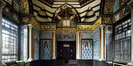 The Making of the Arab Hall at Leighton House tickets